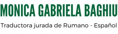 Traductora Jurada Rumano Español